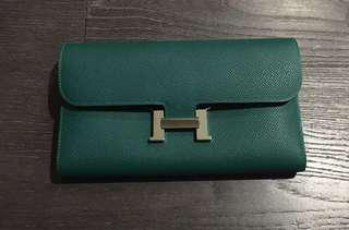 Hermes Constance Long Wallet