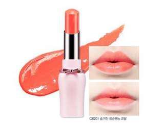 🚚 Étude house dear my wish lipstick or201