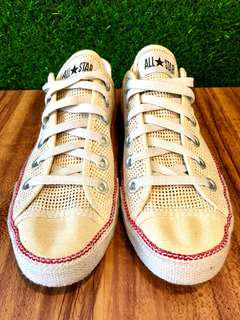 Converse Chuck Taylor All Star - Low Top (Cream)