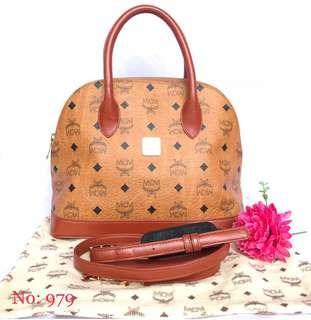 AUTHENTIC MCM GERMANY DESIGN ALMA