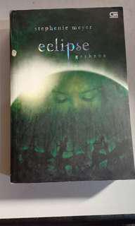 Eclipse. Twilight Saga.