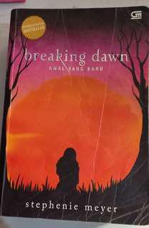Breaking Dawn. Twilight Saga