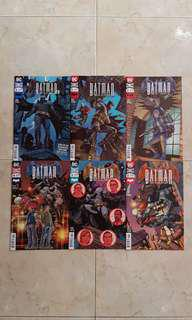 Batman: Sins of the Fathers (DC Comics 6 Issues Limited Series #1 to 6, complete storyline)