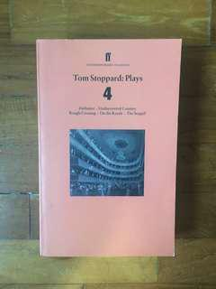 Tom Stoppard - Plays 4 (Faber and Faber, 1999)