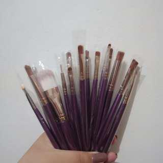Luna Make Up Brush // 20 pieces