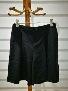 SABA High Waist Black Formal Shorts Size 6
