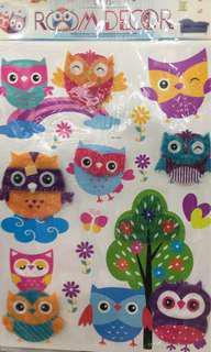 Children wall decor stickers