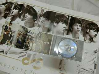 Kpop Infinite Infinitize album