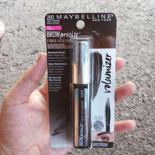 Maybelline brow precise fiber volumizer