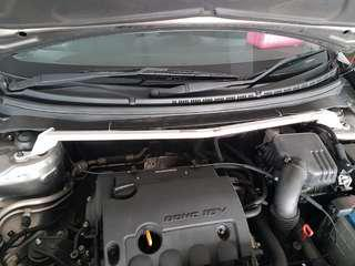 Front Strut Bar For Kia Forte
