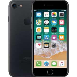 Mildly used Apple iPhone 7 256GB (New Untouched Accessories)