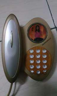 Modern style home phone