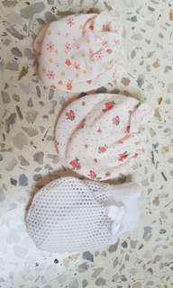 Preloved sarung tangan bayi