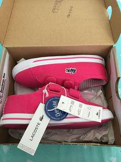 Lacoste Marcel Sneaker Size 26.5 US 10 UK 9