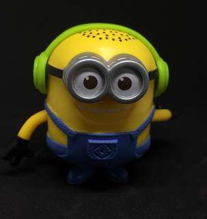 McDonald's Minion Toy