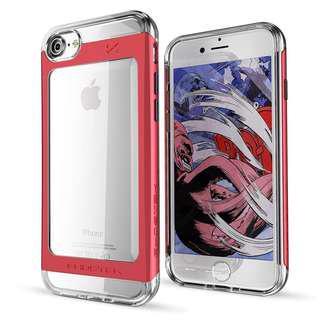 🚚 ⭐SEPT SALE⭐ Ghostek [Cloak 2] iPhone 7/8 Case, [Red]