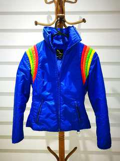 Hot Rod Style Retro 70s ski jacket