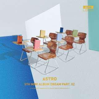 Astro Mini Album Vol.5 - Dream Part.02