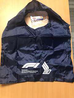 Singapore Airlines 2018 F1 Tote Bag