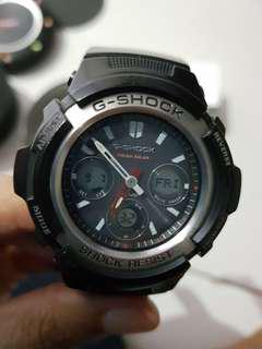 G-shock tough solar (genuine/original)