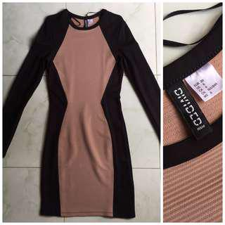 Office formal bodycon suit
