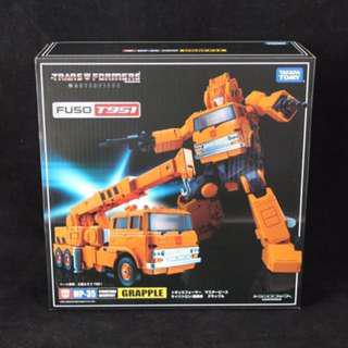 Transformers Takara Tomy Masterpiece MP-35 Grapple