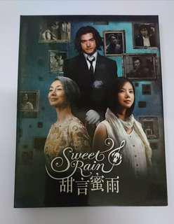 Sweet Rain DVD Japanese version with on/off Chinese/English Subtitles 甜言蜜雨  日本譯名為死神の精度  Takeshi Kaneshiro 金城武主演  日語對白  中英字幕