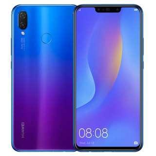 WTB Huawei Nova 3i Purple