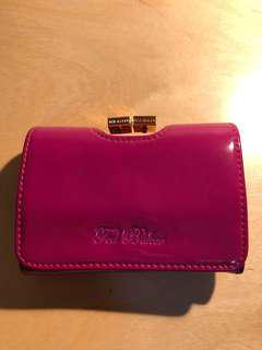 Ted Baker authentic wallet