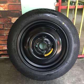 Donut Spare Tire from Honda City brand new