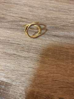 Mimco Gold Ring