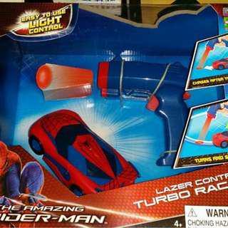 蜘蛛人雷射遙控車 SpiderMan 驚奇再起 Marvel