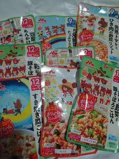 日本bb 副食即食包8包