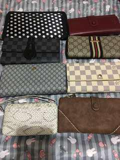 preloved and unused wallet