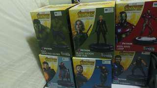 [Diecast] Avenger infinity War collection figure