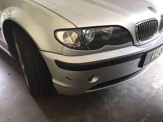 BMW E46 325i 2004 Full Specs