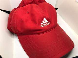 Adidas Red Cap