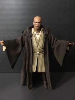 SHF Figuarts Mace Windu Jedi Robe Soft Good