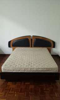 PROMO 388 Queen size bed frame