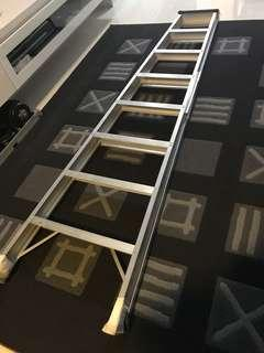 7 steps ladder