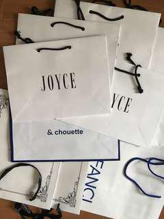 Joyce beauty/fancl紙袋