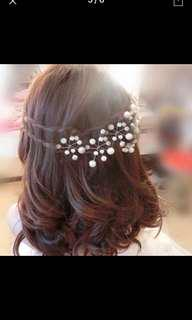 5pcs Pearl hair accessories + free postage !