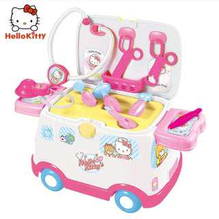 Hello Kitty Mobile Doctor Play Set