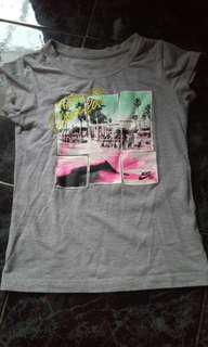 Tshirt grey Nike