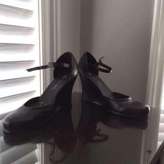 """3.5"""" Wedge Shoes"""