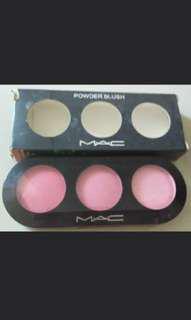 Blush on Mac