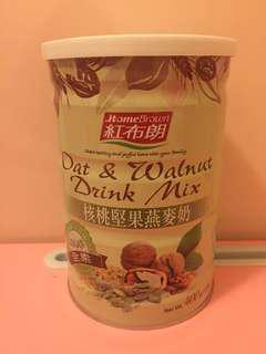 紅布朗 核桃堅果燕麥奶 400g