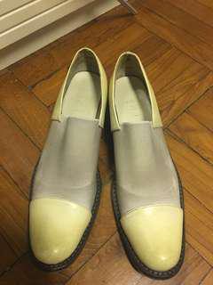 Initial Vintage leather shoes 復古真皮鞋 size 37