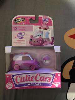 BNIB shopkins cutie car - frozen yogurt