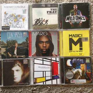 SALE ‼️ Assorted CDs